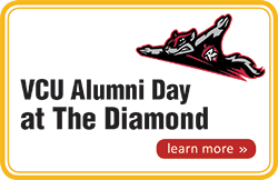 VCU Alumni Day at The Diamond