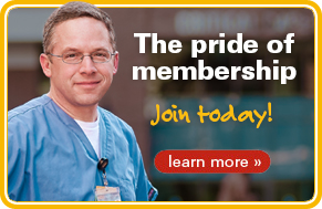 The pride of membership. Join Today!