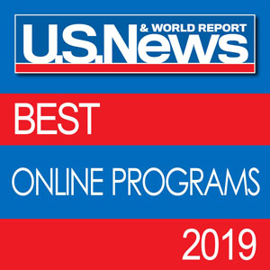SOE ranked No. 3 Best Online Grad Program by U.S. News
