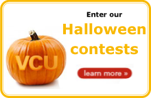 Enter our Halloween contests learn more