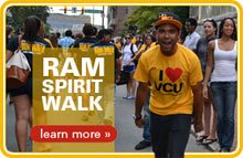 Rams Spirit Walk