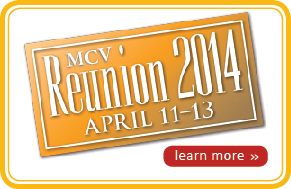 MCV Reunion 2014 April 11-13