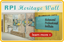 RPI Heritage Wall