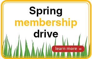 Spring Membership Drive