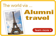 The world via Alumni travel