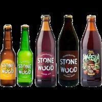Stone & Wood Beer Tasting