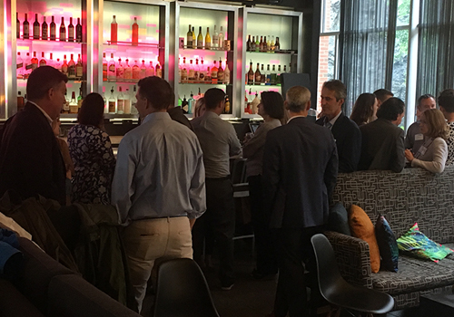 Networking at the Aloft