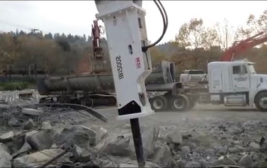 -NICO- Hydraulic hammerICMIB1200