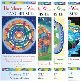 The Monastic Way by Joan Chittister