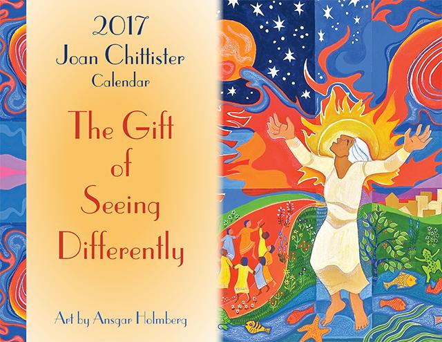 2017 Joan Chittister Calendar