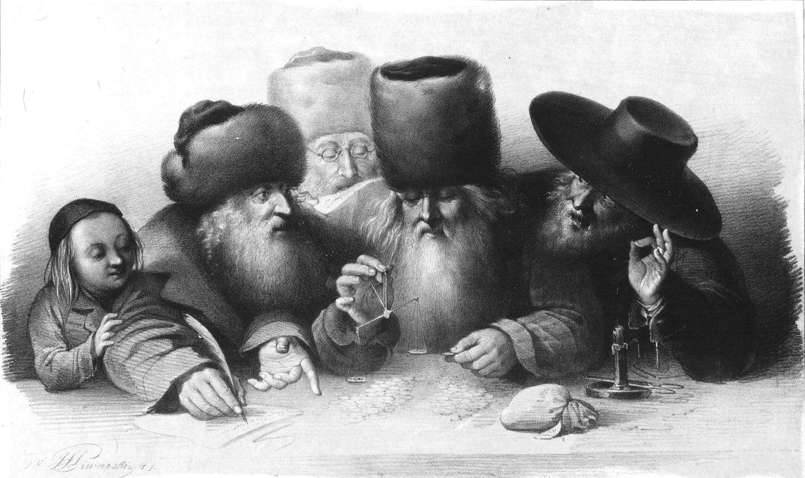 Пять причин, провоцирующие антисемитские настроения