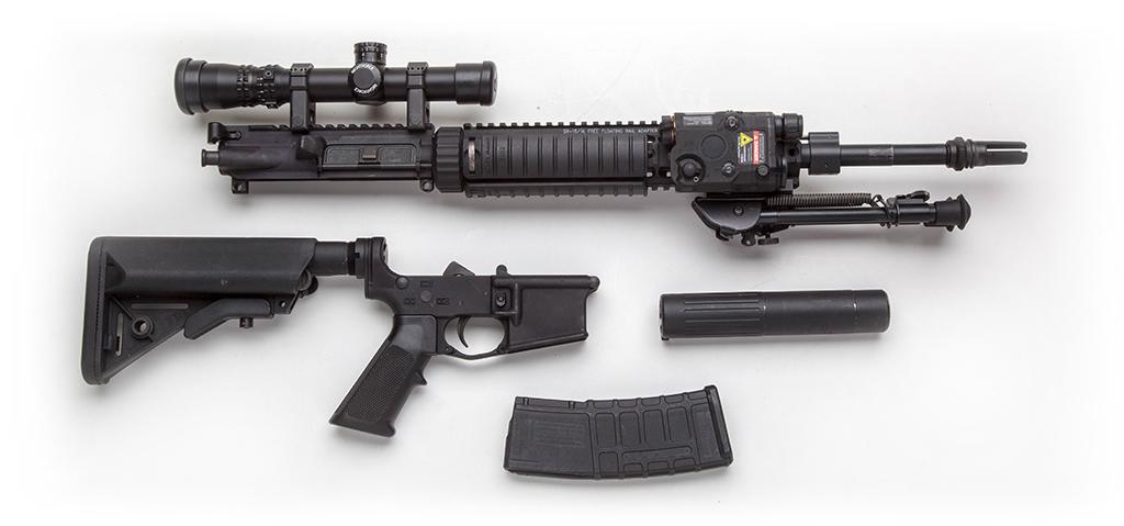 MK11/12 Sniper Rifle