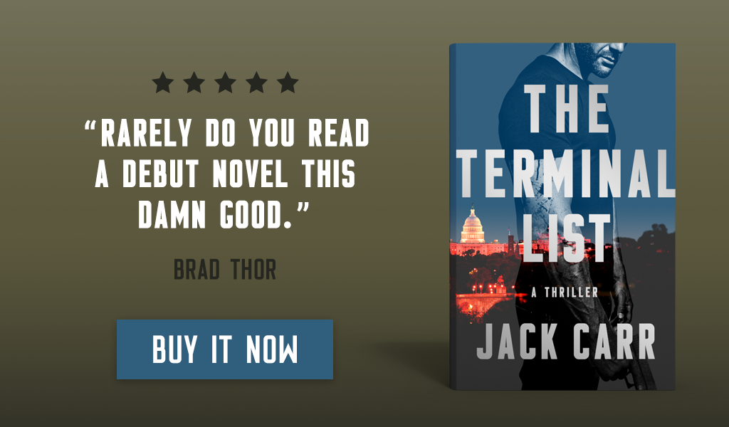Buy The Terminal List on Amazon