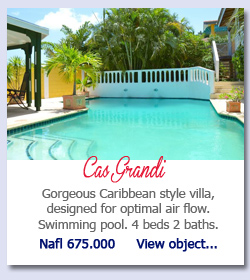 Cas Grandi - Exclusive penthouse apartment in gated community. Centrally located in coveted neighborhood. 4 beds 3.5 baths. Nafl. 675.000  View object...