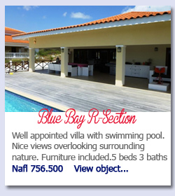Blue Bay R-Section - Well appointed villa with swimming pool. Nice views overlooking surrounding nature. Furniture included.5 beds 3 bathsNafl 756.500    View object...