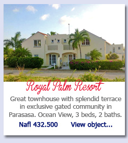 Royal Palm Resort - Great townhouse with splendid terrace in exclusive gated community in Parasasa. Ocean View, 3 beds, 2 baths. Nafl 432.500      View object...