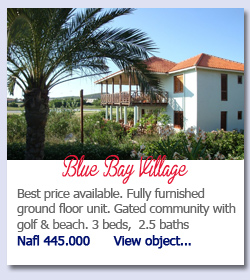 Blue Bay Village - Best price available. Fully furnished ground floor unit. Gated community with golf & beach. 3 beds,  2.5 bathsNafl 445.000      View object...