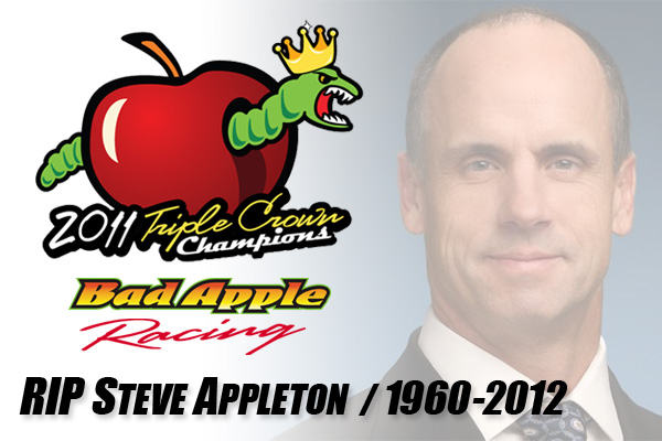 Steve Appleton, Micron, Bad Apple Racing