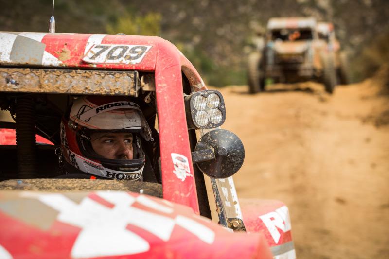 Jeff Proctor, Honda Ridgeline Race Truck, Class 7, SCORE Baja 500, Bink Designs