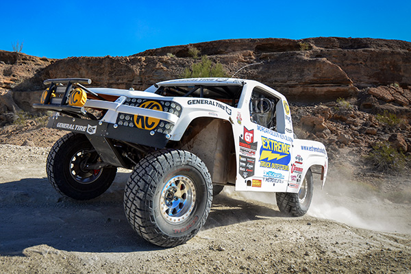 Ken Olson, Extreme Truck Outfitters, Trophylite, General Tire, Metro Honda