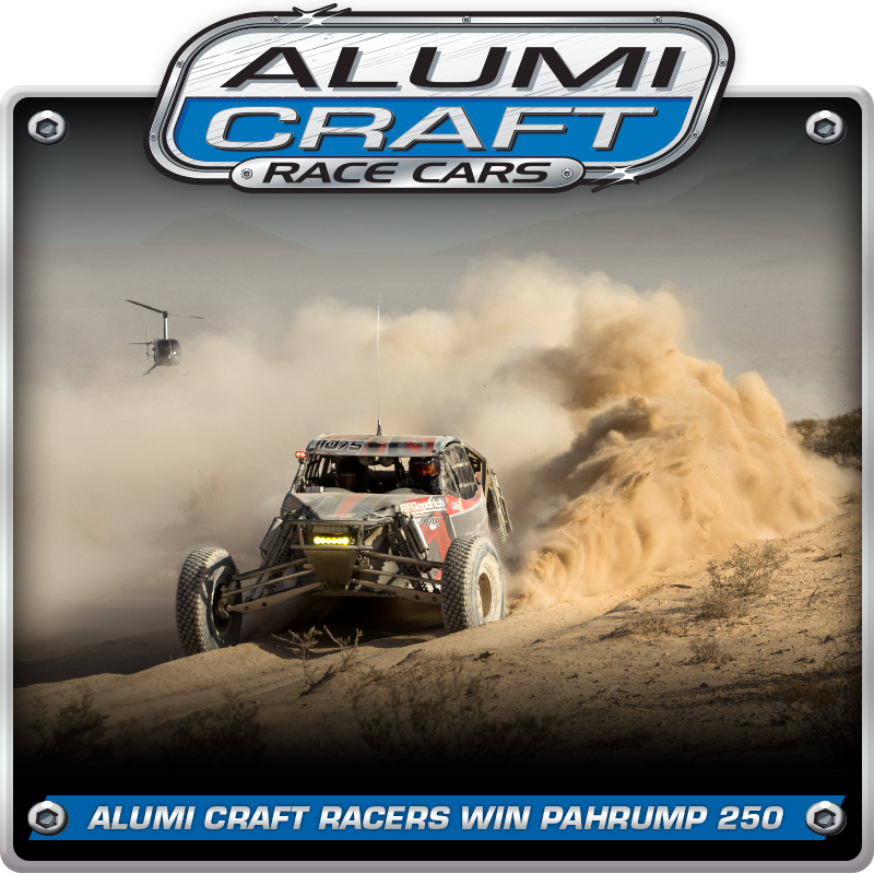Alumi Craft Racers Win BITD Pahrump 250 & Brock Heger Takes Back To Back Class 1000 Championship