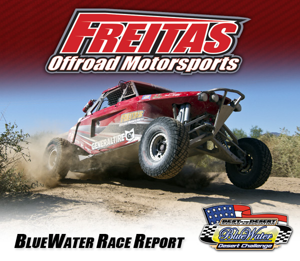 Freitas Off Road Motorsports, Garrick Freitas, Jimco Race Cars, Bink Designs, BITD, Bluewater Resort & Casino