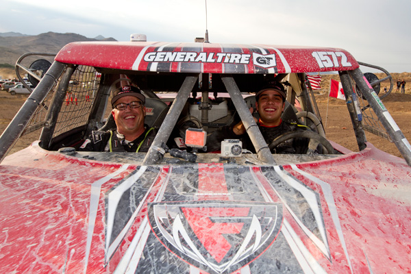 Garrick Freitas Wins Overall at Vegas To Reno, V2R, BITD, Class 1500