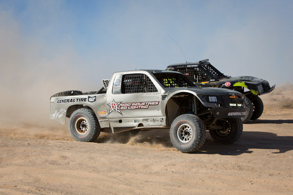 Jim Riley, Andy Grider, Azuina Tequila, Rigid Industries