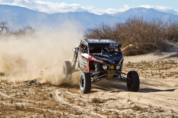 Shaffer Off Road, Class 10 Race Car, San Felipe 250, Bink Designs