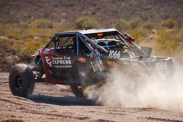 Shaffer Motorsports, Transfer Case Express, BFGoodrich Tires, NEO Synthetics