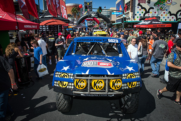 Trophylite, The Mint 400, General Tire, GT100, Bink Designs