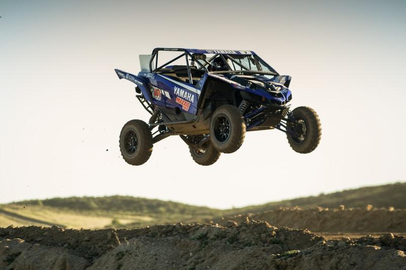Brock Heger, Yamaha UTV, Maxxis Tires, Weller Racing, Bink Designs