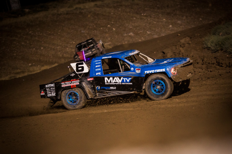 Brandon Arthur, MAVTV, Toyo Tires, STEEL-IT, Bink Designs, KMC Wheels, Baja Designs, Buggy Whip