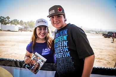 Darren Hardesty Jr. HotSauce, Baja Off Road Fans, Bilstein, Bink Designs