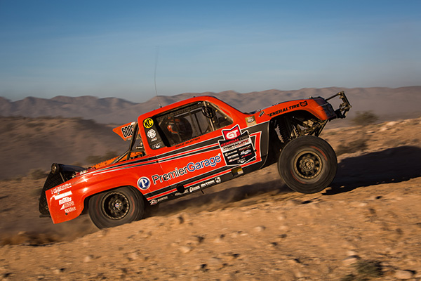Todd Jackson, Trophylite, The Mint 400, General Tire