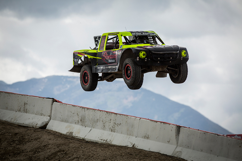 Ray Griffith, KC Hilites, Utah Motorsports Campus, Bink Designs, BFGoodrich Tires, Off Road Racing