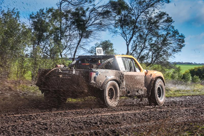 Justin Watt, Alumi Craft Trophy Truck, BFGoodrich Tires, FOX, Australian Trophy Truck, AORC