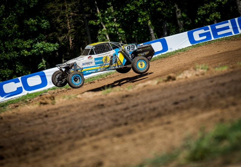 Alumi Craft Race Cars, Lucas Oil Off Road Pro Buggy, Darren Hardesty Jr, Bink Designs, FOX