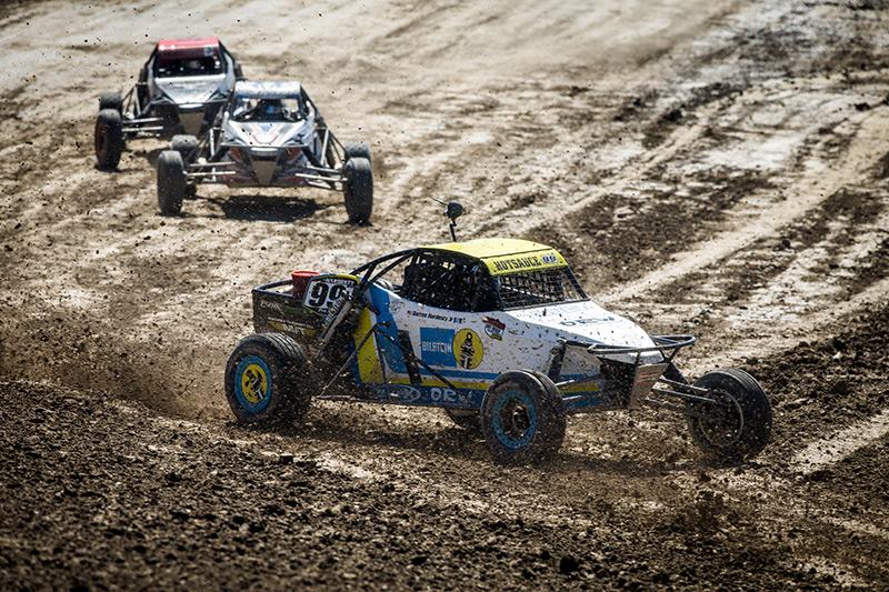 Alumi Craft Race Cars, Darren Hardesty Jr, Bilstein, Mickey Thompson Tires, Bink Designs
