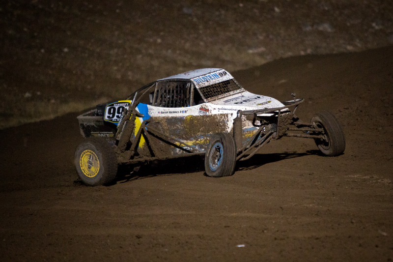 Darren Hardesty Jr, HotSauce, Bilstein, STEEL-IT, Bink Designs, Lucas Oil Off Road, Pro Buggy