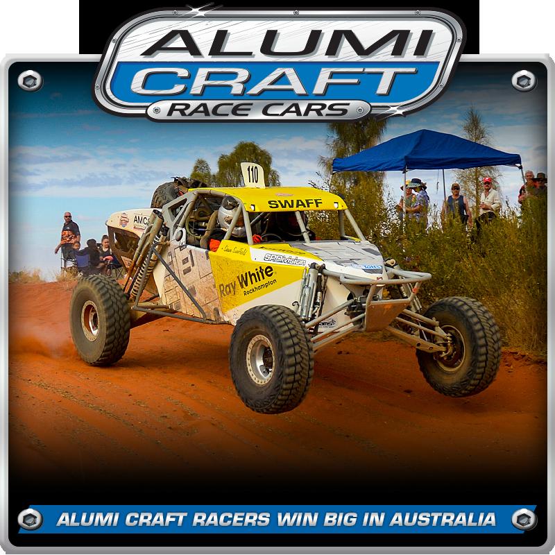 Alumi Craft Racers Win Big In Australia