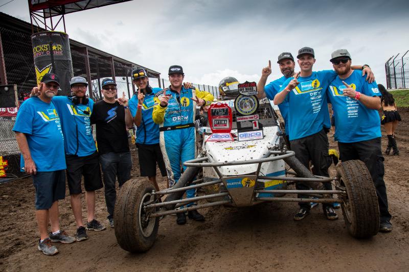 Darren Hardesty Jr, Alumi Craft Pro Buggy, Off Road Racing, Lucas Oil Off Road, Bink Designs