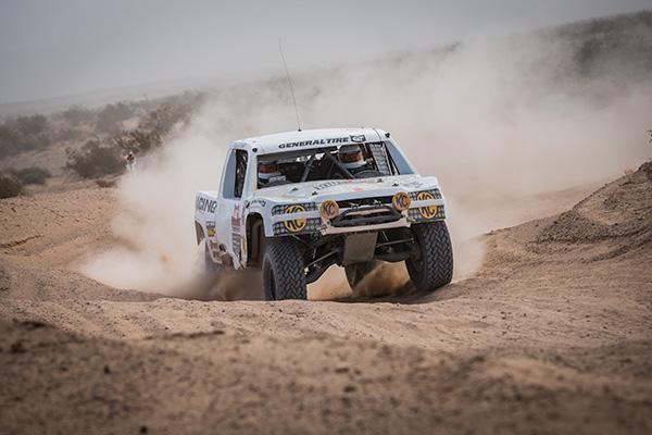 Chris Hall, Best In The Desert, Trophylite, Bluewater Desert Challenge