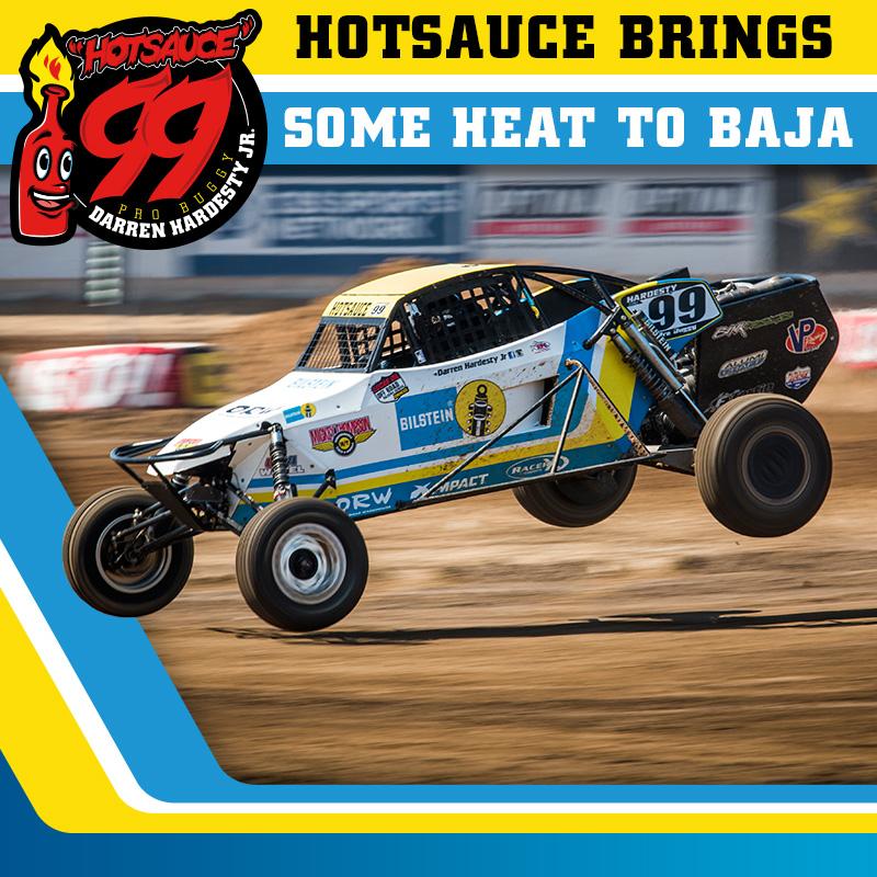 HotSauce Brings Some Heat To Baja