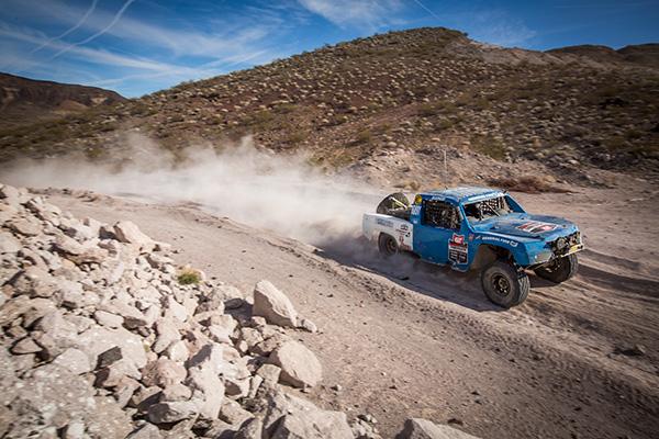 Sydney Zims, Trophylite, Desert Racing School