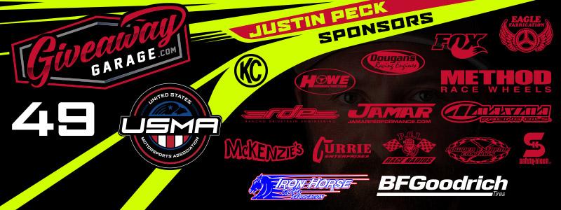 Justin Peck Sponsors