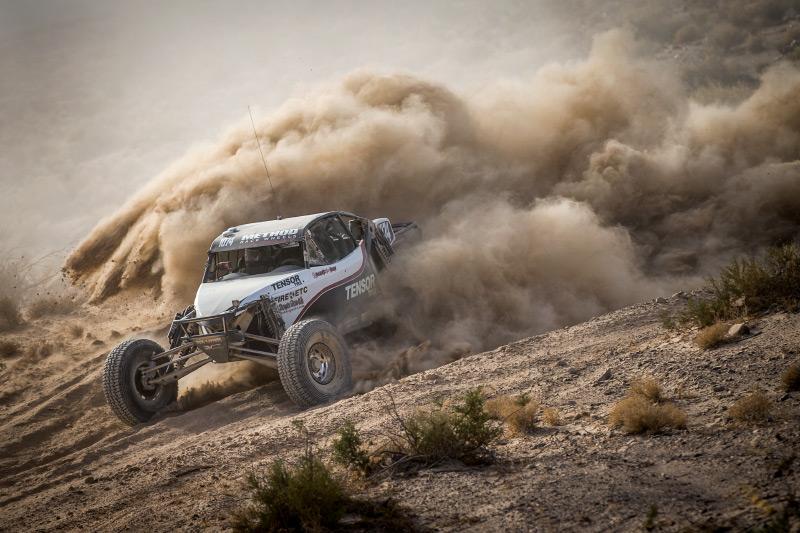 Alumi Craft, Brock Heger, Tensor Tire, Method Race Wheels, Bink Designs, BITD Class 1000 Champion