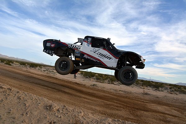 Jim Riley, Azunia Tequila, Trophylite R8, Off Road, The Mint 400