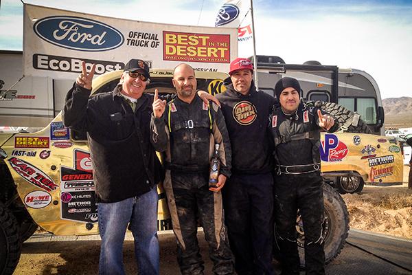 Trophylite, Children Of The Dirt, Best In The Desert, General Tire, Off Road Racing