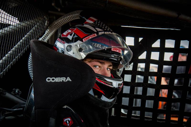 Christopher Polvoorde, STEEL-IT, Simpson Race Helmets, General Tire